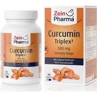 ZeinPharma Curcumin-Triplex³ 500mg (90 Kapseln)