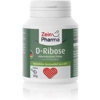 ZeinPharma D-Ribose Pulver- natürlicher Zucker aus Glucose 200g