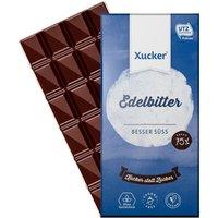Xucker Edelbitterschokolade 100g ohne Zucker