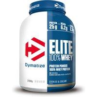Dymatize Elite 100% Whey - 2100g - Rich Chocolate
