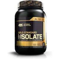 Optimum Nutrition 100% Gold Standard Isolate - 930g - Vanilla