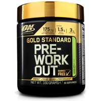 Gold Standard Pre-Work Out Pulver Optimum Nutrition Green Apple 330g