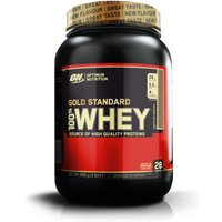 Optimum Nutrition 100% Whey Gold Standard - 908g - Chocolate Hazelnut
