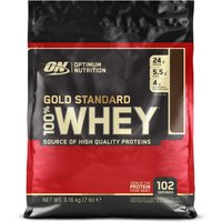 Optimum Nutrition 100% Whey Gold Standard - 3180g - Vanilla Ice Cream