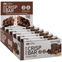 Optimum Nutrition Protein Crisp Bar - 10x65g - Peanut Butter
