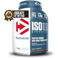 Dymatize ISO 100 Hydrolyzed - 2200g - Cookies & Cream