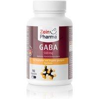 ZeinPharma Gaba 90 Gamma-Aminobuttersäure Kapseln