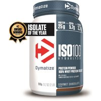 Dymatize ISO 100 Hydrolyzed - 900g - Chocolate Coconut
