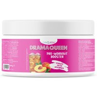 GymQueen Pre Workout Booster Drama Queen Ice Tea Peach              Produktbild