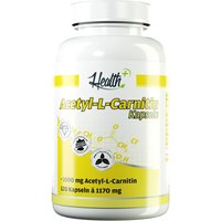 Zec Plus Nutrition Health+ Acetyl-L-Carnitin (120 Kapseln)