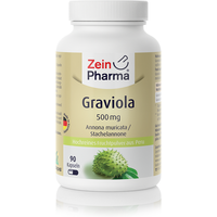ZeinPharma Graviola 500mg (90 Kapseln)