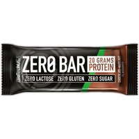 BioTech USA Zero Bar - 20x50g - Chocolate Plum