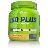 Olimp Iso Plus Powder Orange Isotonischer Drink für Ausdauersportler