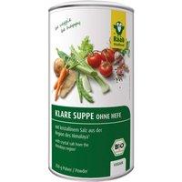 Raab Vitalfood Bio Klare Suppe ohne Hefe              Produktbild