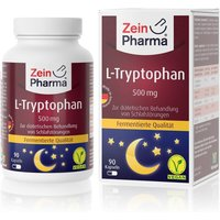 ZeinPharma L-Tryptophan Nahrungsergänzungsmittel 90 Kapseln