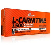 Olimp L-Carnitine 1500 Extreme Mega Caps Neutral 120 Kapseln