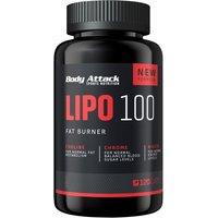 Body Attack Lipo 100 (120 Kapseln)
