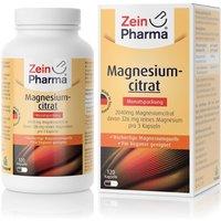 ZeinPharma Magnesiumcitrat 120 Kapseln