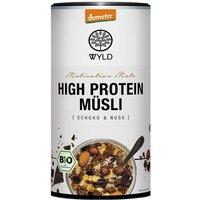 """WYLD Demeter High Protein Müsli Schoko & Nuss """"Motivation Mate"""" (350g)"""
