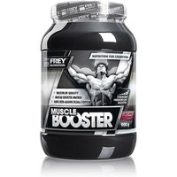 FREY Nutrition Muscle Booster - 900g - Red Berry
