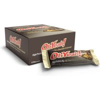 ISS Research OH YEAH Bar - 12x85g - Almond Fudge Brownie