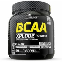 Olimp BCAA Xplode Powder - 500g - Erdbeere
