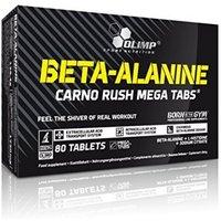 Olimp Beta Alanine Carno Rush Mega Tabs (80 Tabletten)