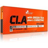 Olimp CLA with Green Tea + L-Carnitine (60 Kapseln)