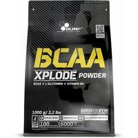 Olimp BCAA Xplode Powder Pulver Fruit Punch 1000g