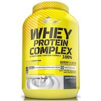 Olimp Whey Protein Complex 100% Pulver Erdbeere 2200g