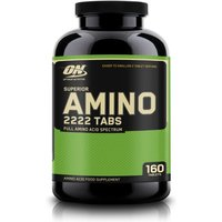 Optimum Nutrition Superior Amino Acid Formula 2222 Tabs 160 Tabletten