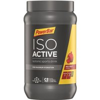 PowerBar Isoactive - Isotonic Sports Drink - 600g - Red Fruit Punch
