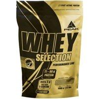 PEAK Whey Selection - 1000g - Cookies & Cream