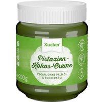 Xucker Pistazien-Kokos-Creme mit Xylit ohne Palmöl 200g