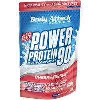 Body Attack Power Protein 90 - 500g - Strawberry White Chocolate Cream