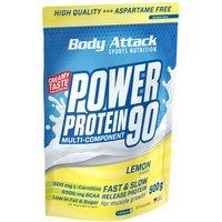 Body Attack Power Protein 90 - 500g - Lemon Curd Cream