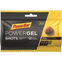 PowerBar Powergel Shots - 60g - Cola (mit Koffein)