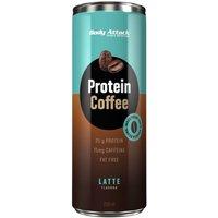 Body Attack Protein Coffee - 250ml - Caffe Latte