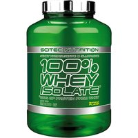 Scitec Nutrition 100% Whey Isolate - 2000g - Strawberry