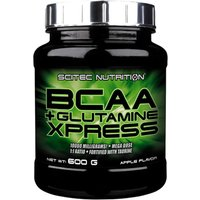 Scitec Nutrition BCAA + Glutamine Xpress - 600g - Apple