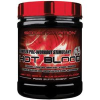Scitec Nutrition Hot Blood 3.0 - 300g - Pinke Limonade