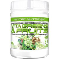 Scitec Nutrition Vita Greens & Fruits Pear-Lemon Grass (600g)