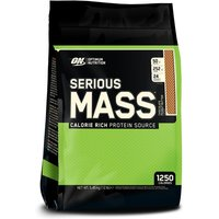 Serious Mass Optimum Nutrition Erdbeere 5600g