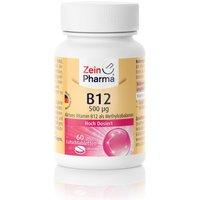 ZeinPharma Vitamin B12 500?g (60 Lutschtabletten)
