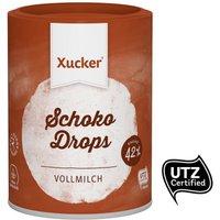 Xucker Schokodrops Vollmilch mit finnischem Xylit (200g)