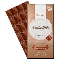 Xucker Xylit-Vollmilchschokolade (100g)
