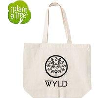 """WYLD Bio-Baumwolltasche Limited Edition """"1 Tasche = 1 Baum"""""""