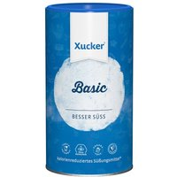 Xucker Basic feinkörnig Pulver als Zuckerersatz 1kg