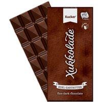 Xucker Edel-Zartbitterschokolade mit Xylit 100g ohne Zucker
