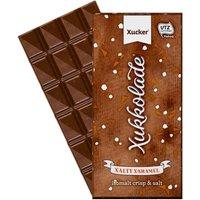 Xucker Salz-Karamell Schokolade (100g)